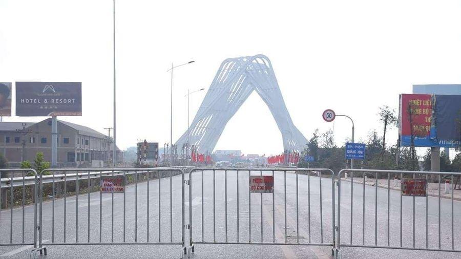 Hải Phòng kiến nghị Bộ GTVT yêu cầu Quảng Ninh 'mở' quốc lộ 18