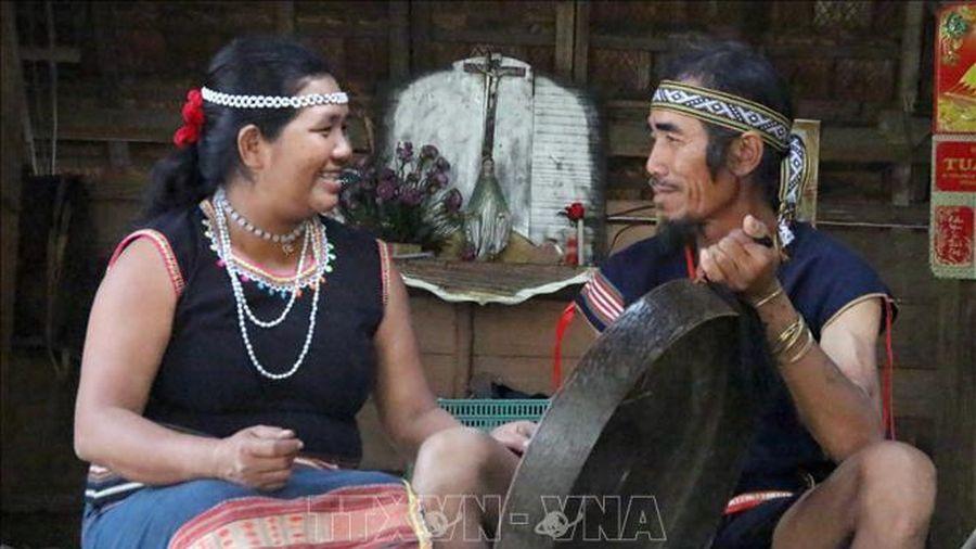 A Thui - Người giữ hồn văn hóa Rơ Ngao