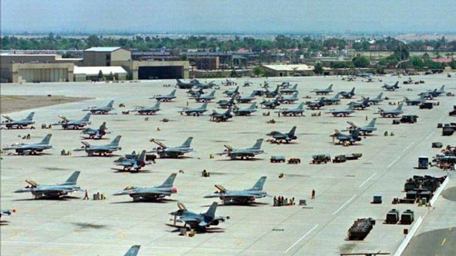 Căn cứ Không quân Mỹ gây nhiễm bẩn nghiêm trọng nước sinh hoạt của dân cư