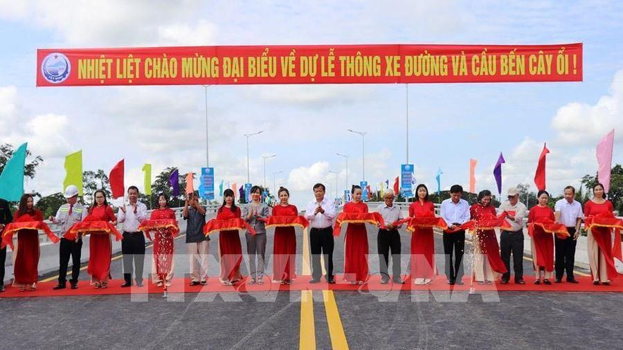 Đầu tư gần 400 tỷ đồng xây cầu bắc qua các xã biên giới