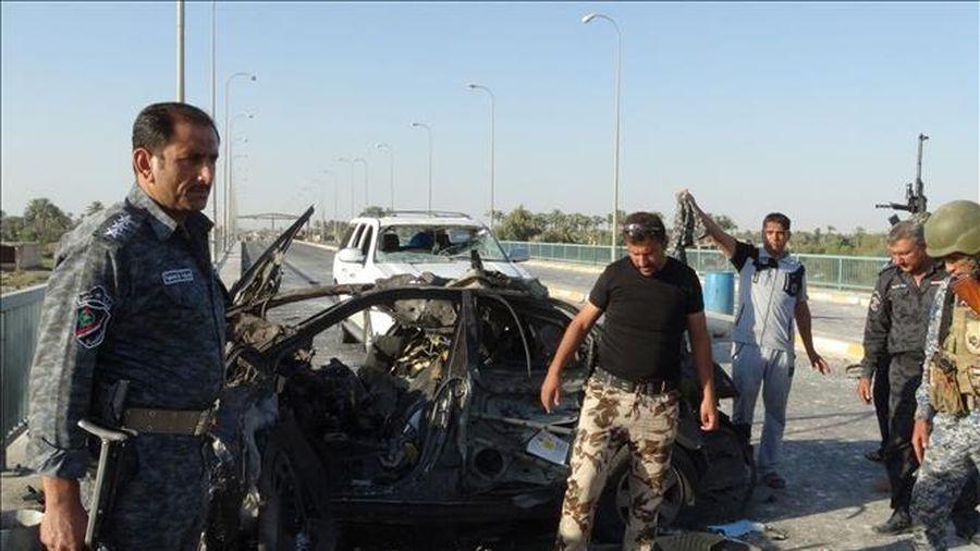Đánh bom xe tại miền Tây Iraq, ít nhất 5 nhân viên an ninh thiệt mạng