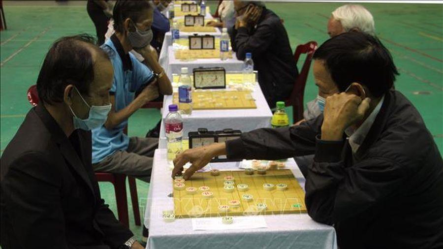 130 kỳ thủ tham gia Giải Cờ tướng vô địch tỉnh Quảng Nam