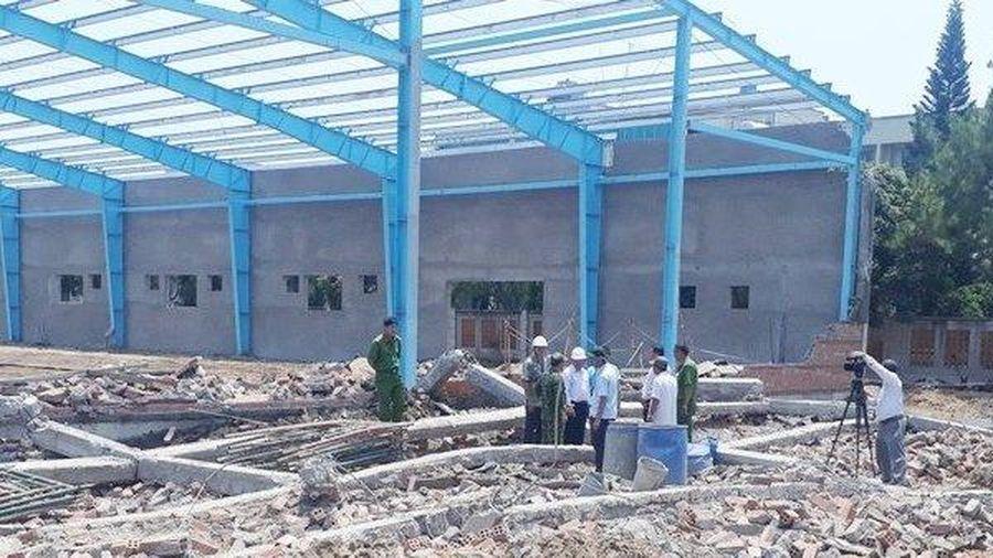 Sắp xét xử vụ sập tường khiến 7 người chết ở Vĩnh Long