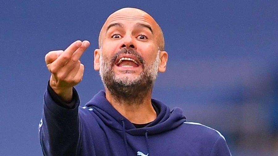 HLV Guardiola thừa nhận Man City 'ăn may' trước West Ham