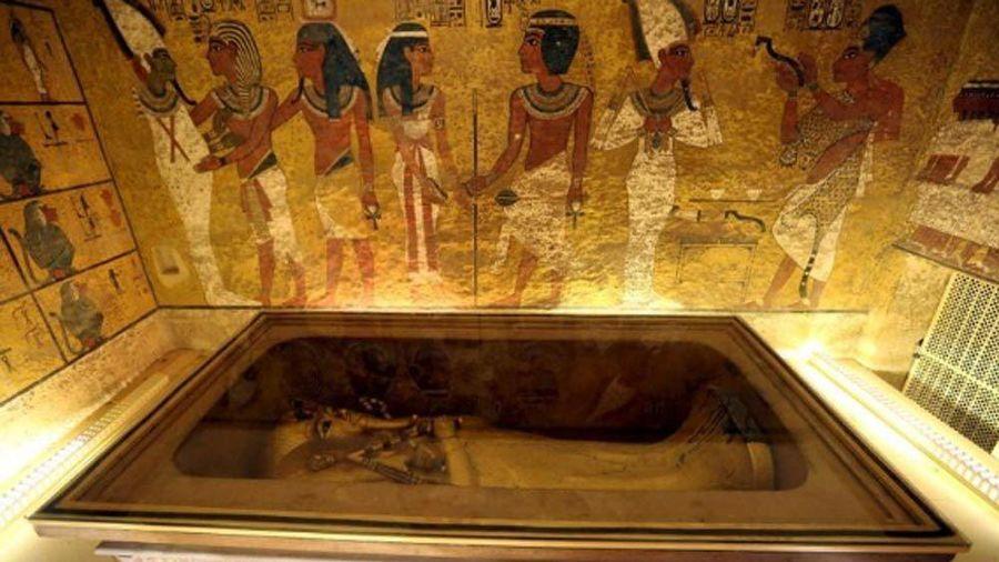Bên trong lăng mộ vua Tut: Sự thật khiến giới khoa học sững sờ