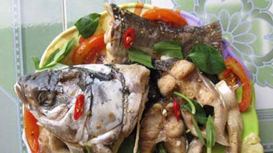 Nấu dấm cá mè thơm ngon, không tanh ai ăn cũng nghiện