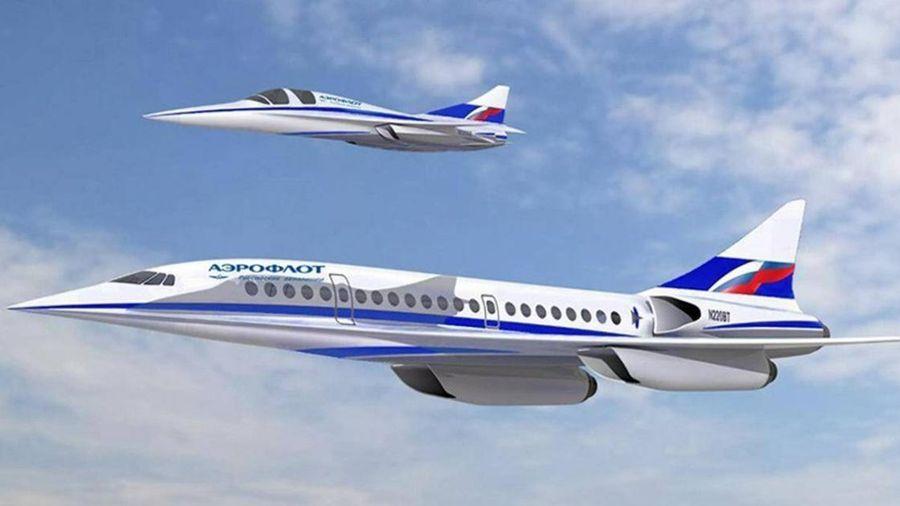 Nga - UAE sẽ trình làng thiết kế siêu máy bay chở khách