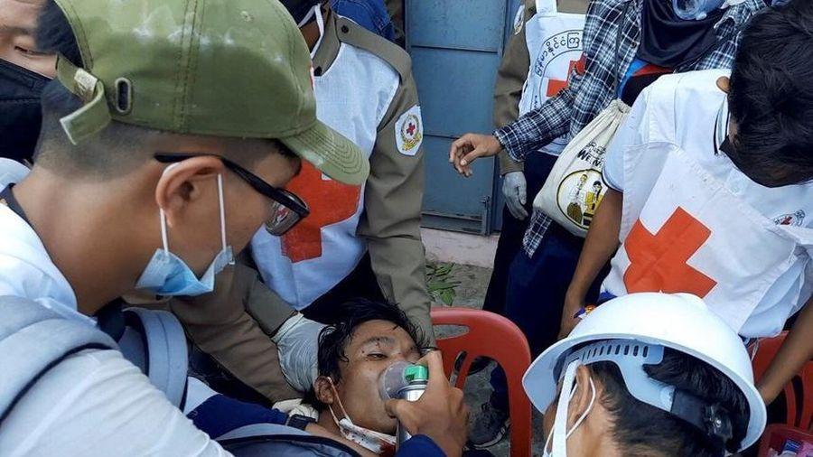 Biểu tình tại Myanmar: 2 người thiệt mạng