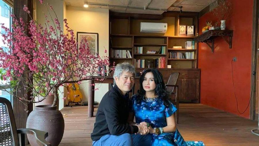 Diva Thanh Lam chúc mừng sinh nhật bạn trai bác sĩ đầy âu yếm tình tứ