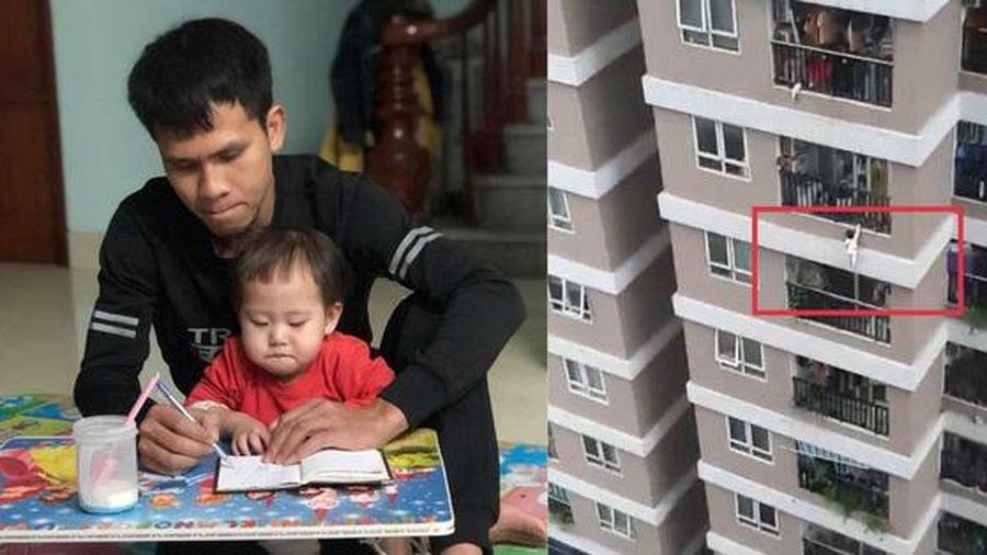 'Người hùng' cứu cháu bé rơi từ tầng 12 chung cư: 'Lúc nhìn cháu bé, tôi nghĩ ngay đến con mình'