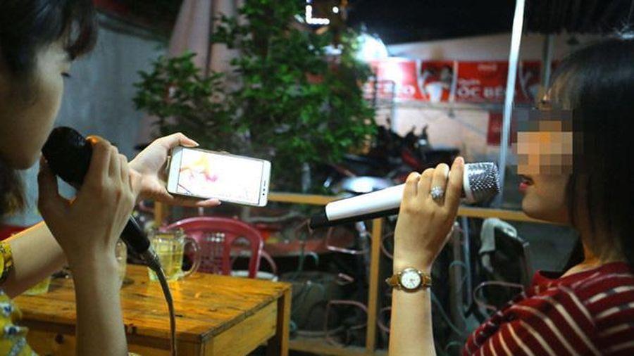 Quyết tâm dẹp karaoke tự phát tại TP. HCM
