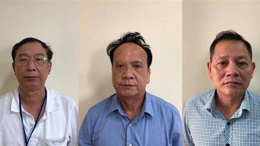Nguyên Cục trưởng Cục Thuế tỉnh Bình Dương cùng hai thuộc cấp bị bắt tạm giam