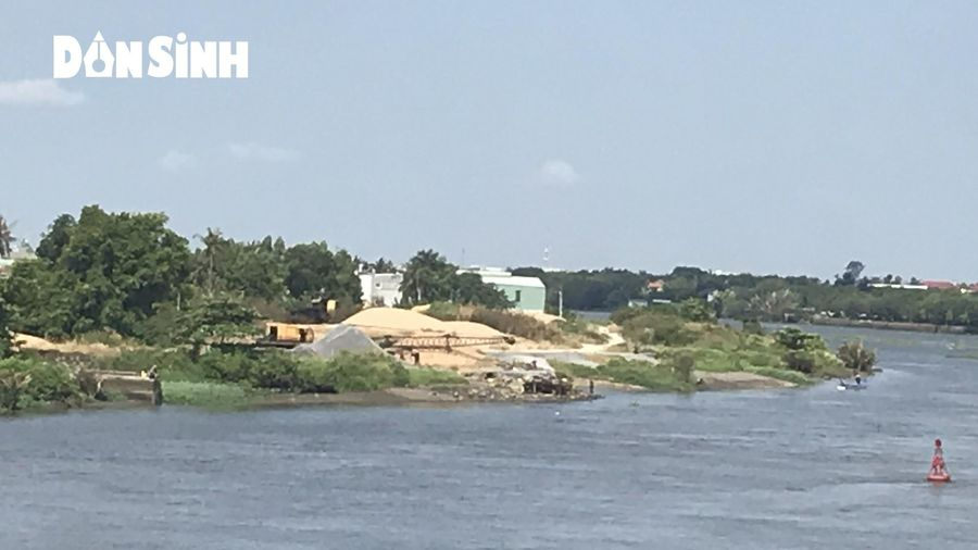 TP. HCM xử lý nghiêm hành vi vi phạm về khai thác cát, sỏi lòng sông