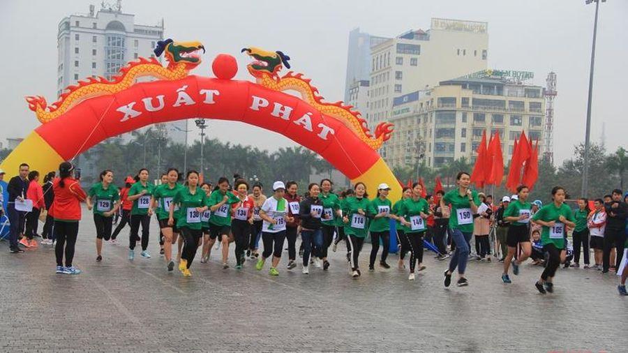 Giải Việt dã Báo Thanh Hóa 'Chạy vì sức khỏe cộng đồng' lần thứ XXV – năm 2021 dự kiến tổ chức tại huyện Đông Sơn vào đầu tháng 4