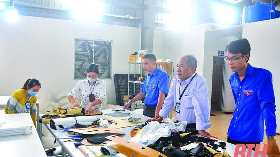 Huyện Nông Cống thực hiện nhiều giải pháp hiệu quả trong phát triển đảng viên