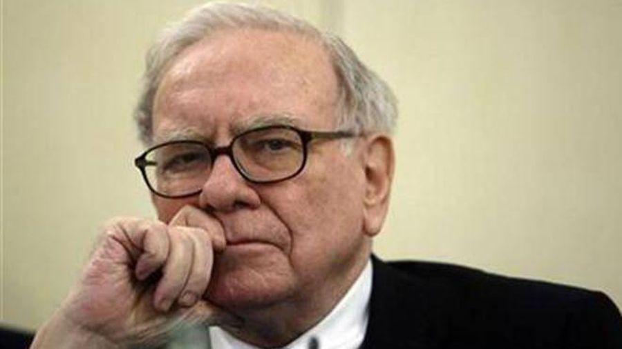 Warren Buffett thừa nhận sai lầm gây thiệt hại 10 tỷ USD
