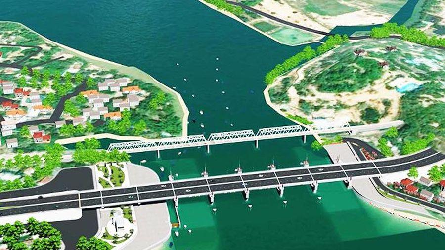 Bảo đảm an toàn giao thông đường thủy khi thi công đập ngăn mặn trên sông Cái