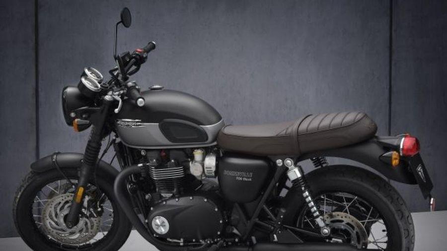 Triumph Bonnevill 2021 ra mắt với nhiều phiên bản mới