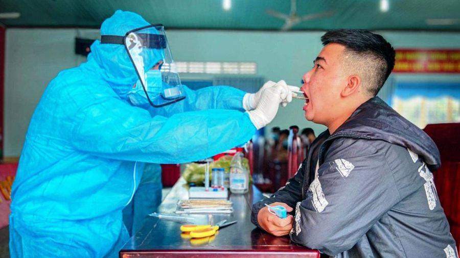 Bình Dương: 178 người về từ vùng dịch, thanh niên nhập ngũ đều âm tính với SARS-CoV-2