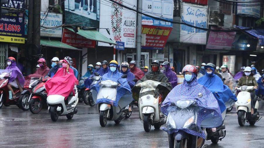 Miền Bắc mưa rét ngày cuối tuần, có nơi dưới 17 độ C