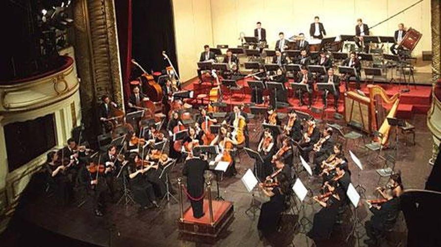 Hòa nhạc 'Hy vọng' mở màn mùa diễn 2021