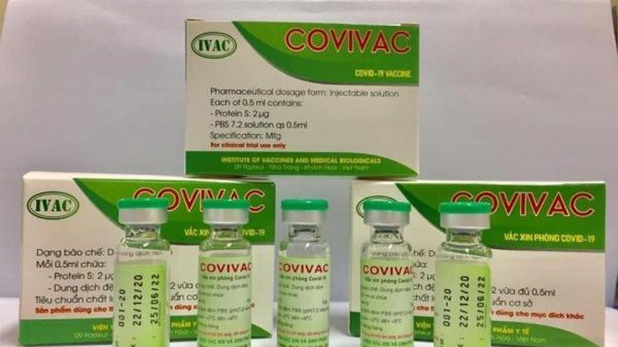 Vắc xin COVID-19 thứ 2 của Việt Nam tiêm thử nghiệm đầu tháng 3, giá khoảng 60.000 đồng/ liều