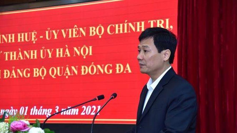 Quận Đống Đa kiến nghị thành phố Hà Nội thanh tra một số điểm đất không sử dụng, có dấu hiệu vi phạm pháp luật