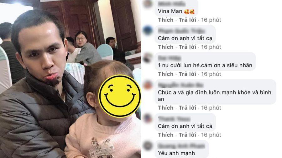 Netizen đồng loạt gửi lời cảm ơn anh 'siêu nhân' chở hàng cứu bé gái rơi từ tầng 12