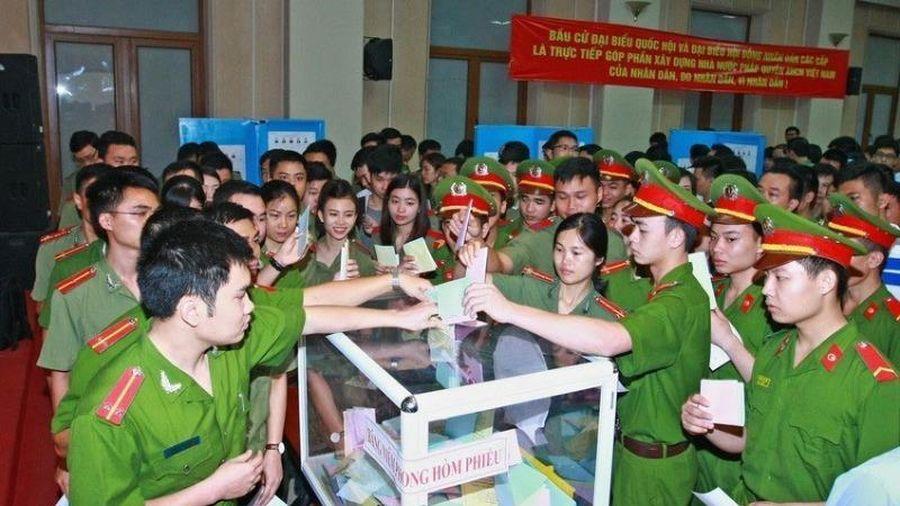 Bầu cử Quốc hội khóa XV: Đảm bảo tiêu chuẩn, tăng chất lượng