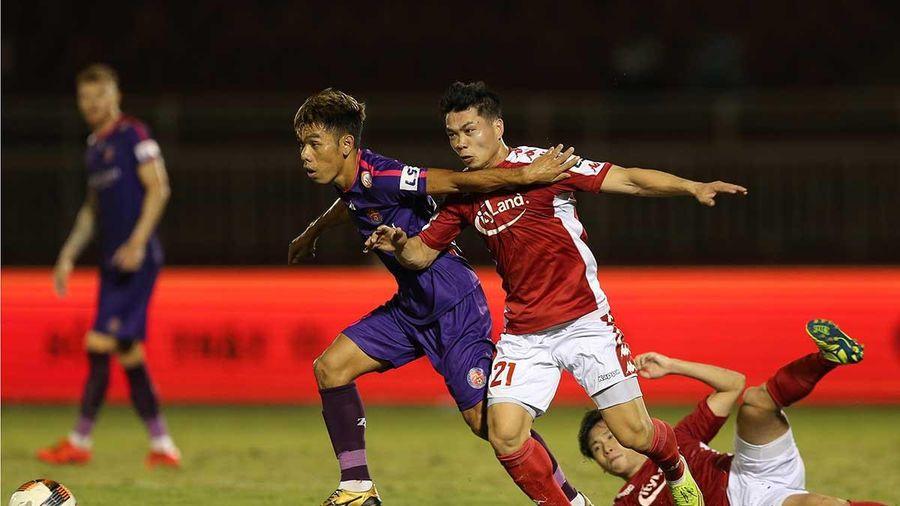 Sài Gòn FC tránh thất bại của bầu Đức