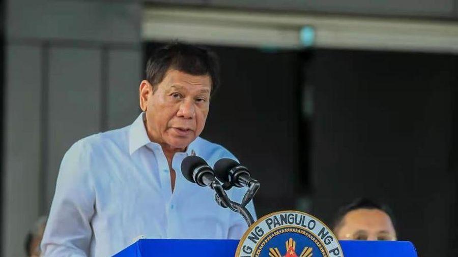 Ông Duterte muốn sang Bắc Kinh cảm ơn vì lô vaccine viện trợ