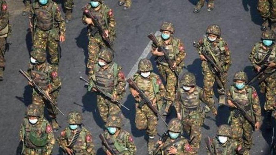 Myanmar: 18 người chết, Mỹ chuẩn bị có thêm hành động
