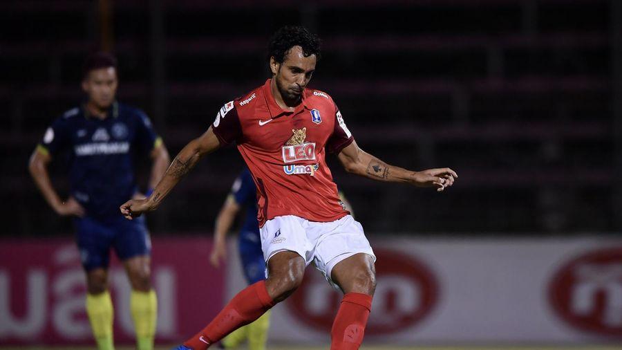 Một chiến thắng nữa, đối thủ Viettel lên ngôi Thai-League
