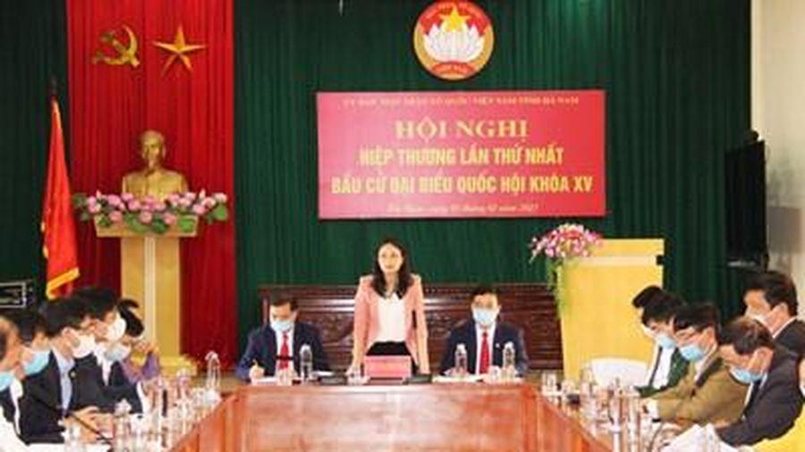 Nhiều tỉnh, thành đã tiến hành Hội nghị hiệp thương lần thứ nhất bầu cử HĐND