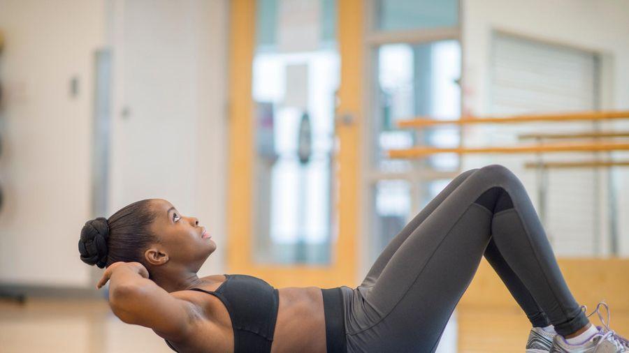6 bài tập giúp cơ thể săn chắc