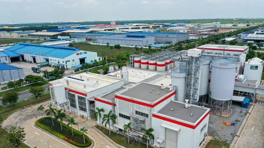 Hàng tỷ USD đổ vào khu công nghiệp trong 2 tháng đầu năm