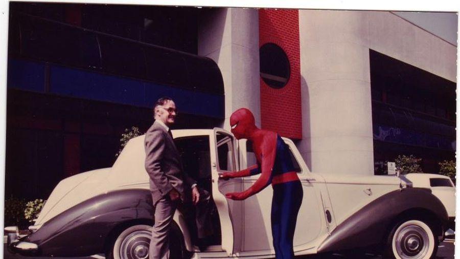 Thăng trầm của 'huyền thoại Marvel' Stan Lee