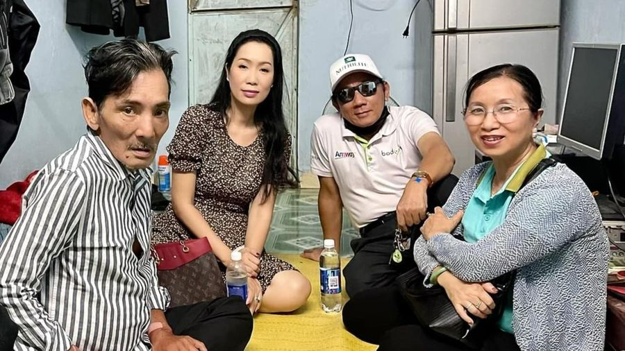 Nghệ sĩ Thương Tín được xuất viện