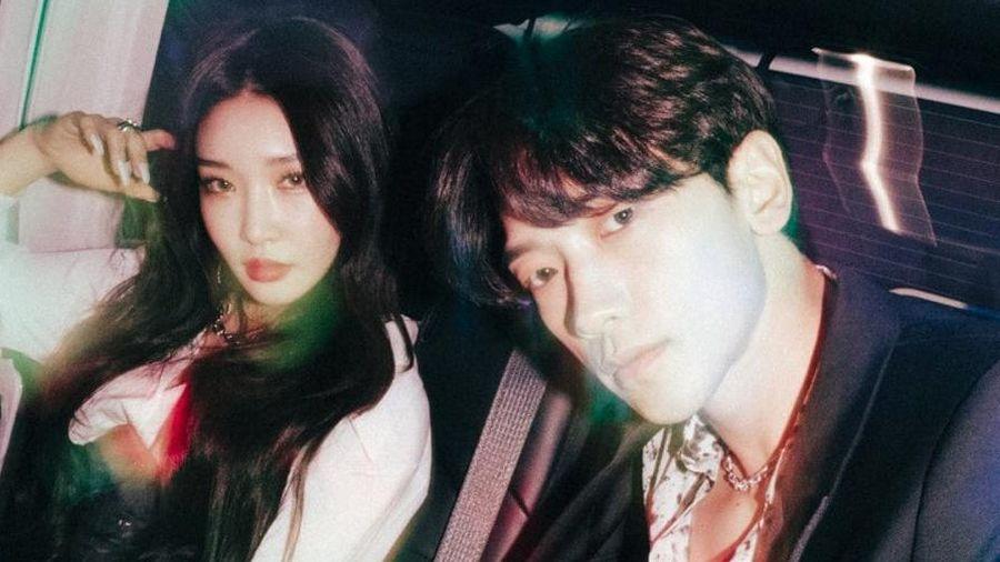 Rain và Chung Ha phát hành MV mới