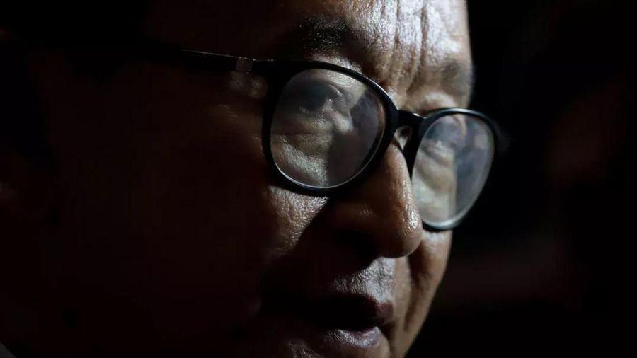 Cựu lãnh đạo đối lập Campuchia Sam Rainsy bị kết án 25 năm tù