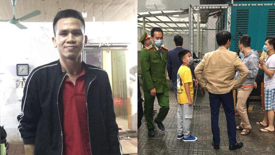Anh Nguyễn Ngọc Mạnh cứu bé gái rơi từ tầng 13 chung cư: 'Ai cũng sẽ hành động như tôi'