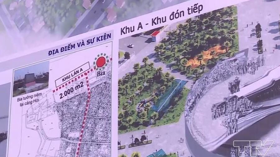Tượng đài 'Con tàu tập kết' tại Thanh Hóa dự kiến khởi công quý 3/2021
