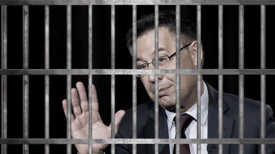 Barca: Cựu chủ tịch Bartomeu và 3 cộng sự bị bắt