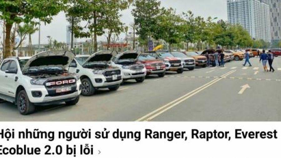 Ford Việt Nam triệu hồi Ranger và Everest vì lỗi liên quan hộp số