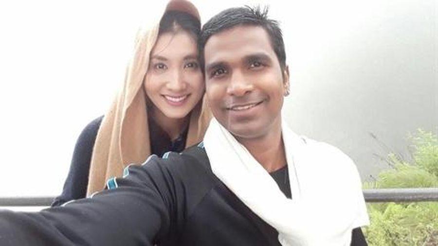Nguyệt Ánh nói thật về hôn nhân với chồng Ấn Độ