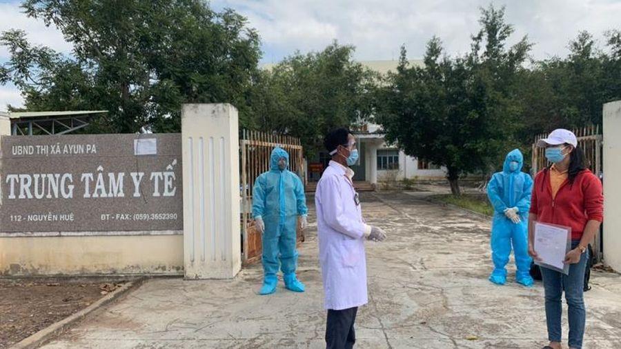 Bệnh nhân tái dương tính virus SARS-CoV-2 ở Gia Lai qua hai lần xét nghiệm âm tính