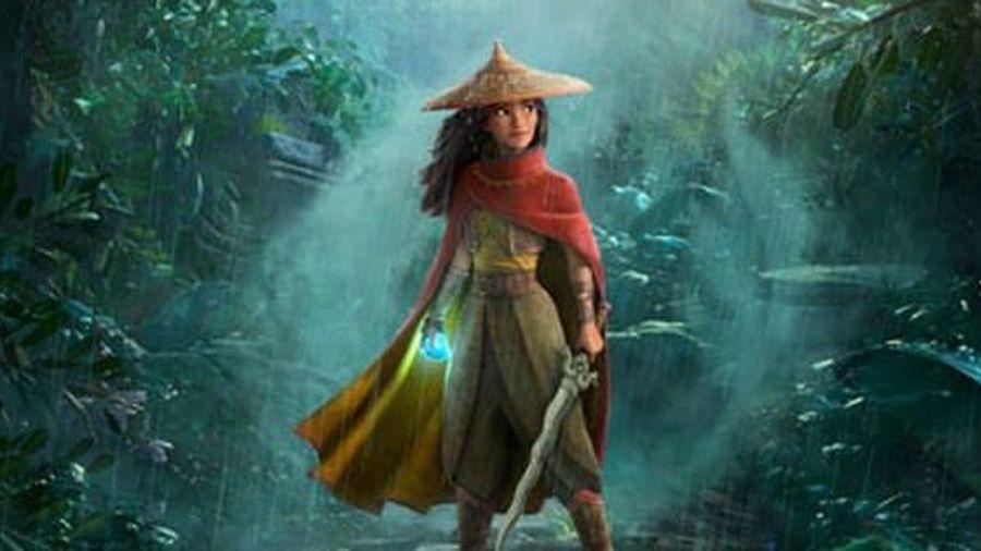Những chiến lược cho siêu phẩm 'Raya and the last Dragon'
