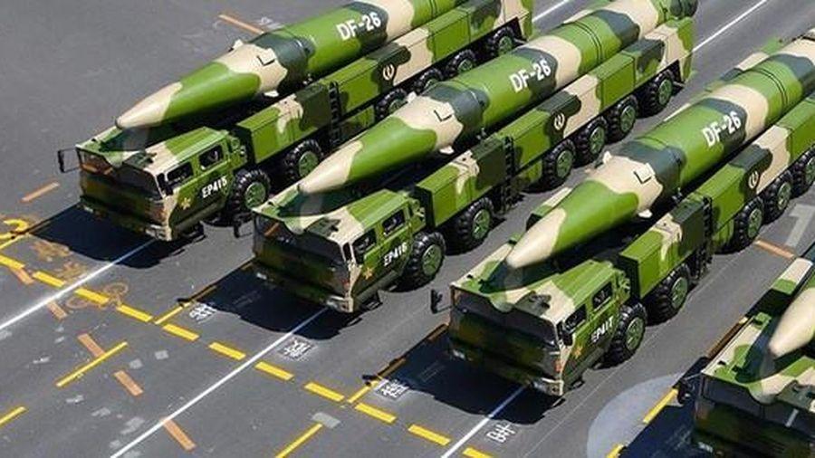 Chuyên gia Mỹ: Trung Quốc tăng cường năng lực tấn công hạt nhân