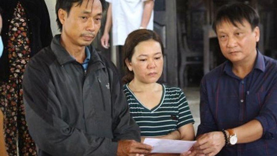 Vụ TNGT nghiêm trọng trên cầu Lai Phước 2 tại Quảng Trị: Phép mầu không đến!