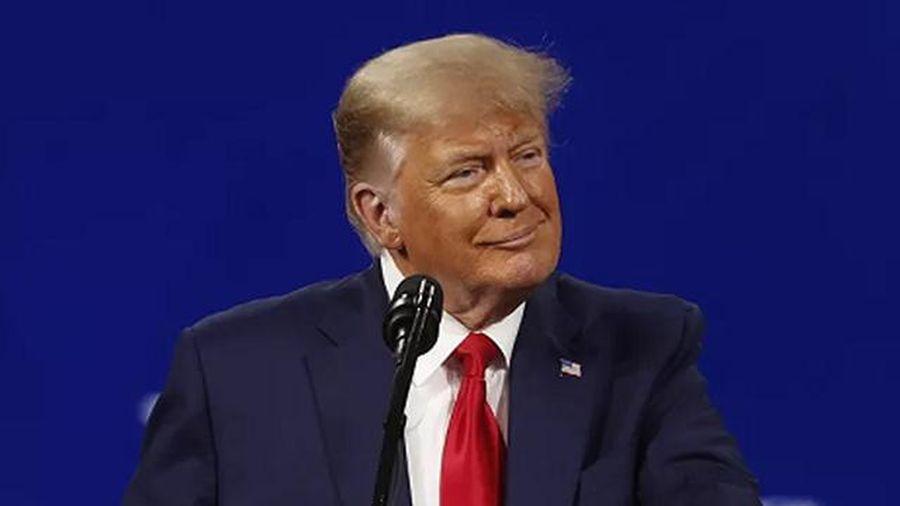 Những điểm nhấn trong bài phát biểu của ông Donald Trump khi tái xuất tại CPAC